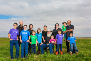 Burroughs Family Farm Members